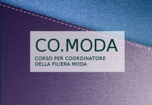 Co.MODA - Coordinatore delle fasi della filiera moda