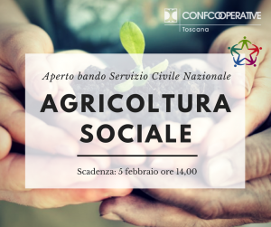 2018 Bando Agricoltura Sociale SCN CCI Toscana