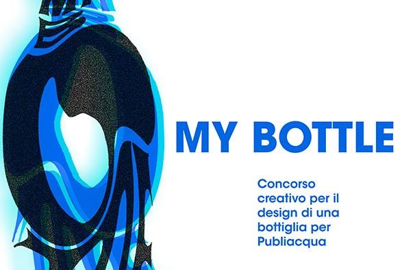 My bottle concorso creativo per il design di una for Blog di design