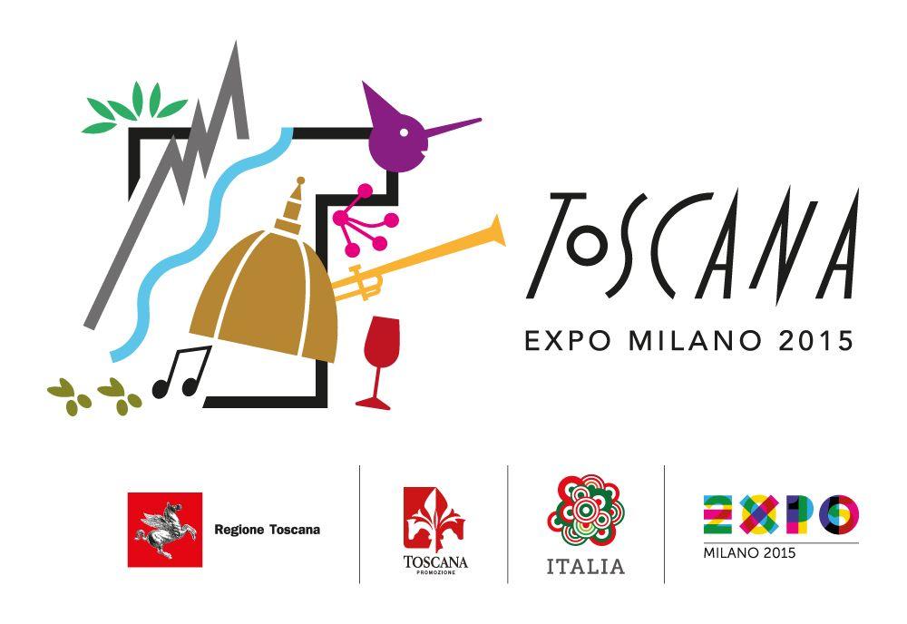 """Expo, la Toscana presenta il suo logo e lo slogan """"sono secoli che viviamo nel futuro"""""""