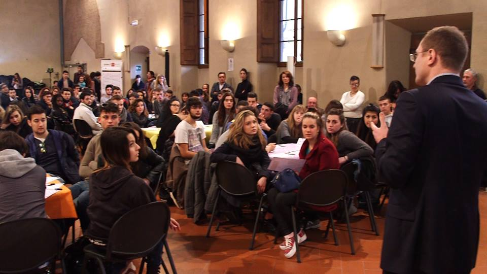 "120 studenti toscani al laboratorio conclusivo di ""Giovanisì Lab/Scuola"": guarda il video e le foto"