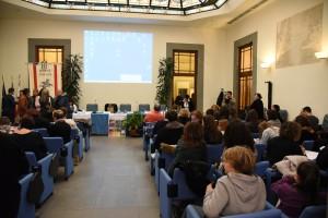 Expo studenti in sala Pegaso presentano progetti