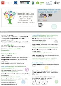 Programma XIX Meeting_Diritto all_educazione
