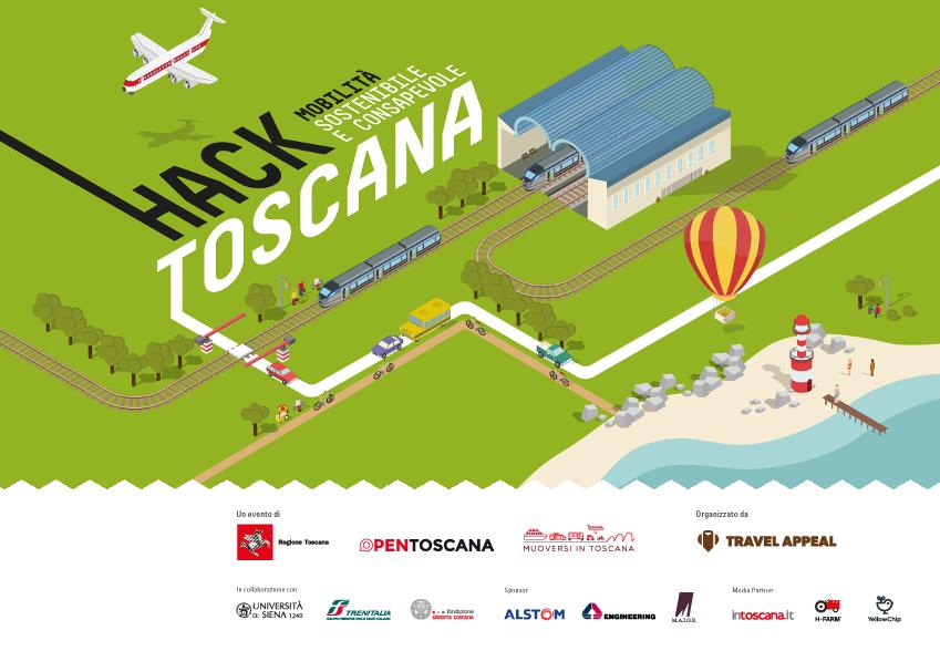 Innovazione e Trasporti, arriva Hack Toscana Mobilità