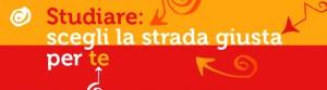 Campagna web Studiare scegli la strada giusta