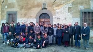 Scuola di contadini San Casciano in Val di Pesa