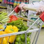 Prodotti alimentari supermercato