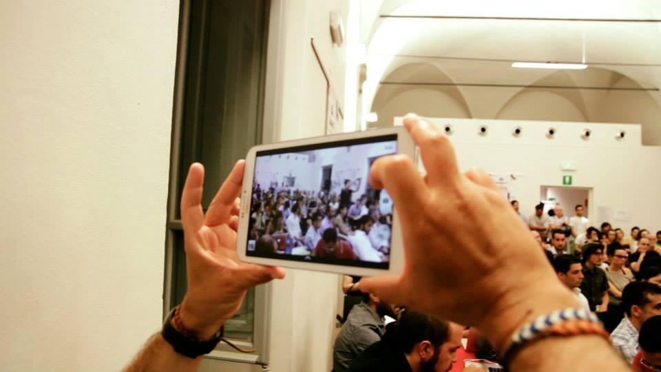 Diventa social media reporter degli eventi di Giovanisì!