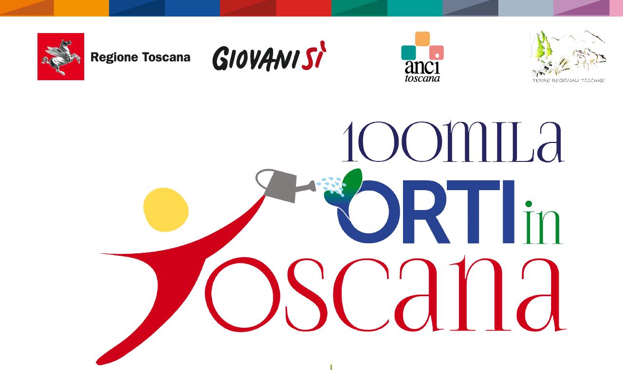 &#8220;Centomila orti in Toscana&#8221; <div class='giovanisi-subtitle'>Il progetto nei 62 Comuni coinvolti</div>