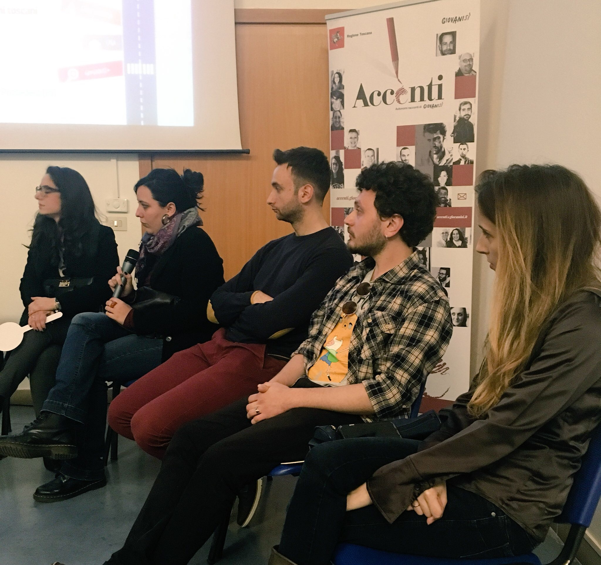 Prima tappa di #Giovanisìtour17 a Pontedera (PI): i contributi <div class='giovanisi-subtitle'>Rivivi l'evento con video, foto e social </div>
