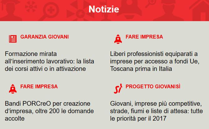 Una nuova veste grafica per la Newsletter di Giovanisì! leggi il n°67 (marzo 2017)