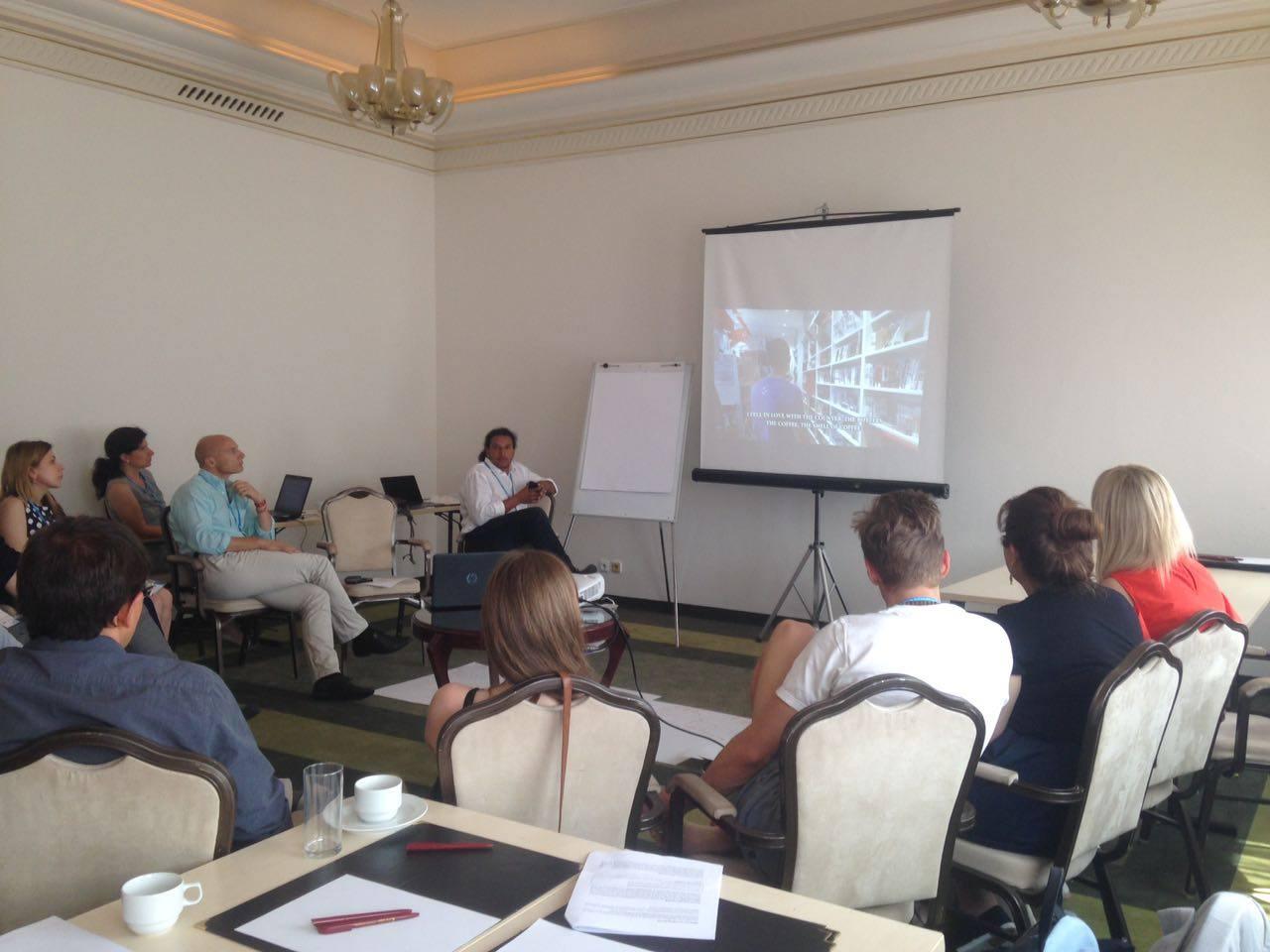 Giovanisì a Praga: l'esperienza del progetto al seminario del Consiglio d'Europa
