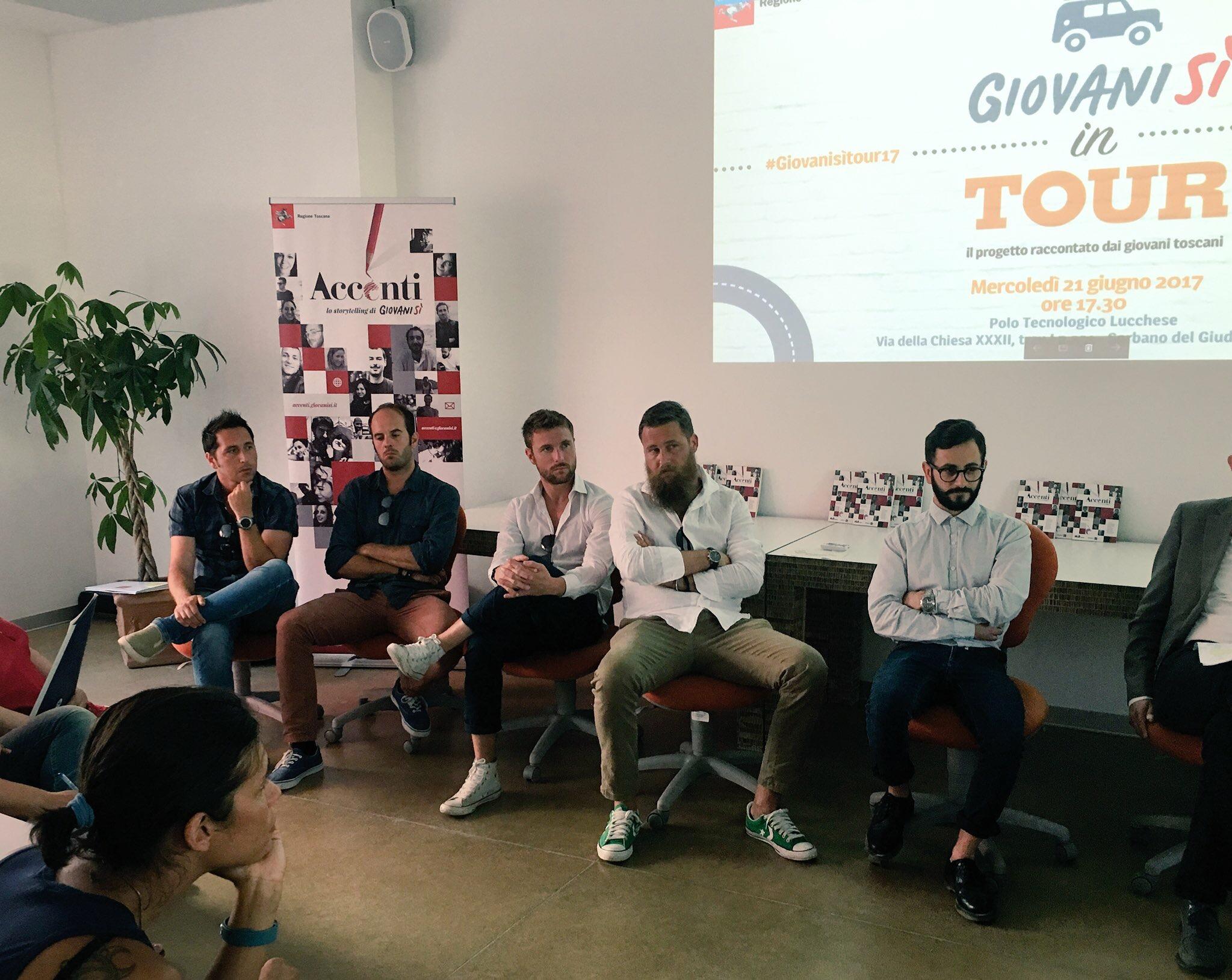 #Giovanisìtour a Lucca: rivivi l&#8217;evento con video, foto e social <div class='giovanisi-subtitle'>Giovanisì in tour fa una pausa estiva per ripartire ad ottobre da Montevarchi (AR)</div>