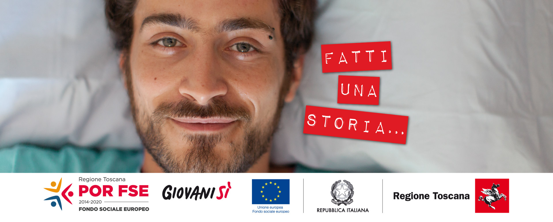 'Fatti una storia': Giovanisì e FSE in uno spot per il pubblico dei festival toscani