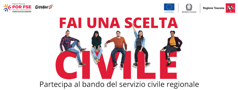 Servizio Civile regionale: bando per 35 giovani nell&#8217;ambito dell&#8217;educazione alla legalità <div class='giovanisi-subtitle'> I progetti si svolgeranno presso le Procure di Pistoia, Prato e Firenze. Candidature aperte fino all&#039;11/09/2017 </div>