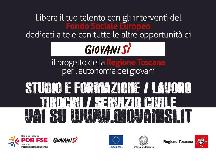 """""""Gli strumenti per il tuo talento"""": guarda il nuovo video promo di Giovanisì e FSE"""