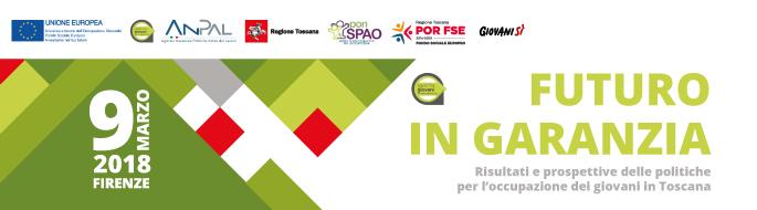 Firenze, 9/3: 'Futuro in garanzia. Risultati e prospettive delle politiche per l'occupazione dei giovani in Toscana'