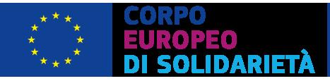 logo corpo europeo solidarietà