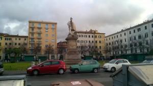 Piazza Garibaldi a Livorno 2
