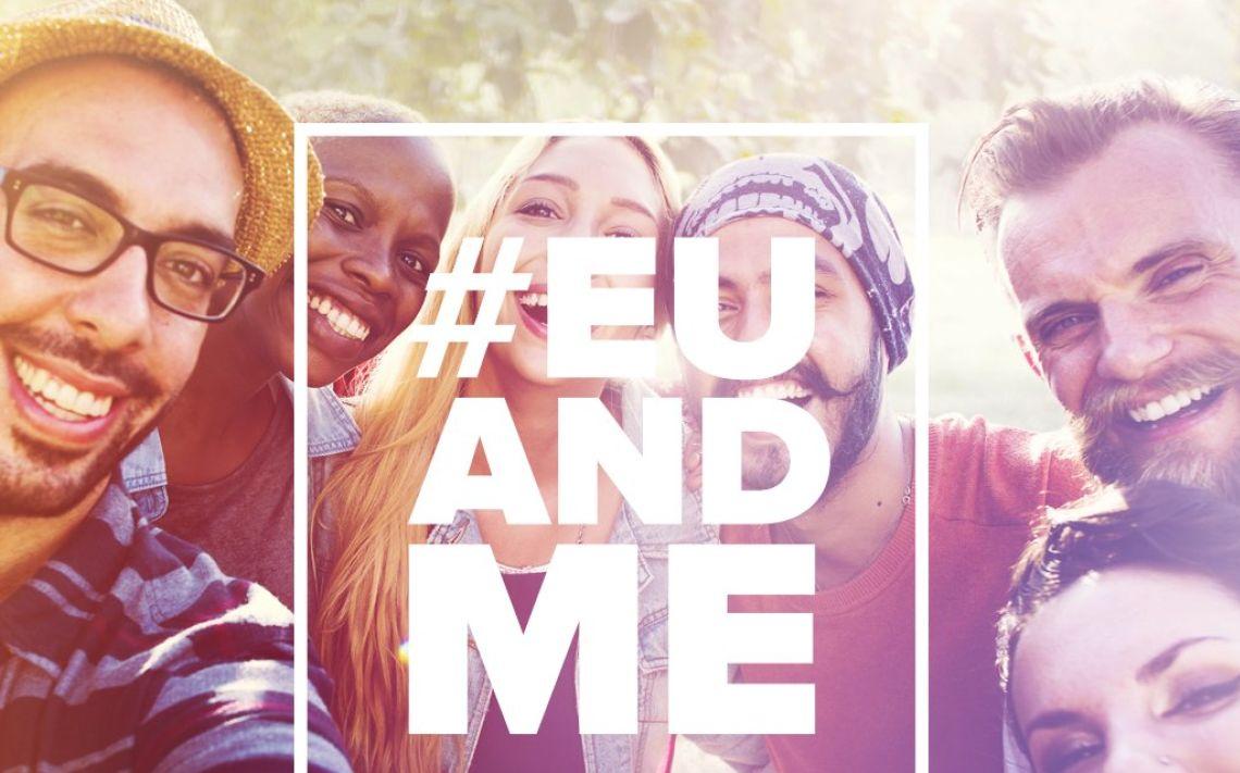#EUandME – What Europe does for me: raccontare ai giovani cittadini le tante opportunità offerte dall'Europa